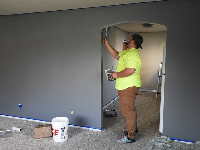 Prepare Walls For Painting